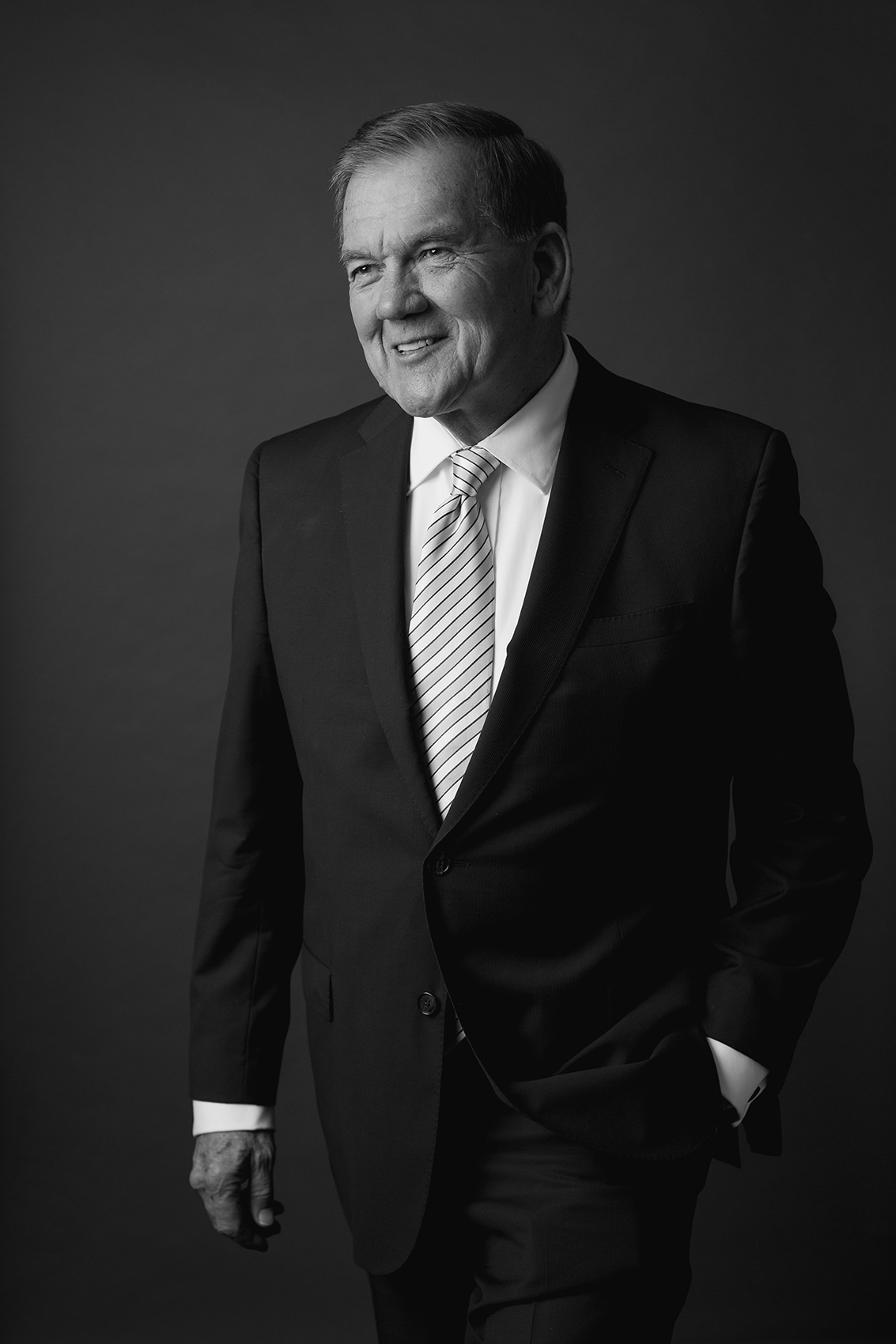 Corporate Executive Portrait Tom Ridge